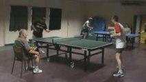 PL Paul Bert Tennis de Table - Tournoi 2009 - 1/4 de finale