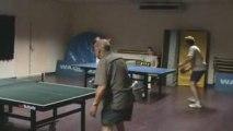 PL Paul Bert Tennis de Table - Tournoi 2009 - 1/2 finale