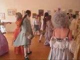 Stage  de danse baroque au bal de Versailles