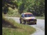 Chevrieres Sport Auto rallye saison2004 2005