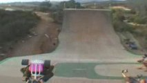 FMX Travis Pastrana Backflip Tricycle