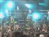 Ghinzu live @ festival Papillons de nuit 2009