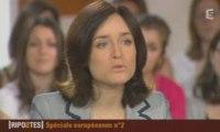Sabine Herold invitée de Ripostes