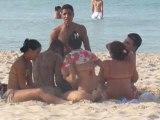 8 Cuba La Havane Playas de Este Jeunes sur la Plage