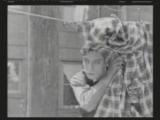 Buster Keaton 2-Neighbors