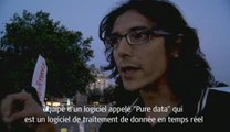Futur en Seine 2009 : WikiPlaza by night