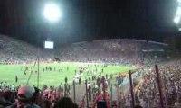 OM-Rennes fin de match au revoir Gerets