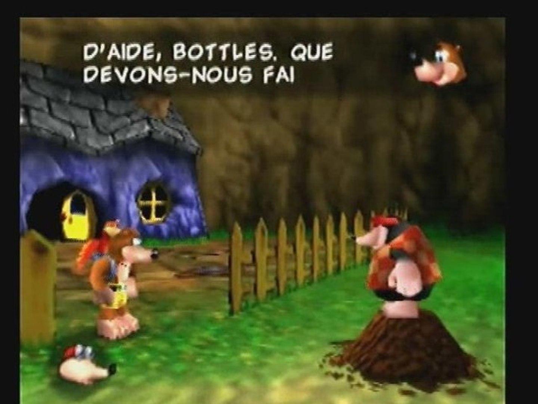 Nintendo 64 (1996) > Banjo & Kazooie
