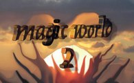 MAGIC WORLD 2 music painting by tony danis greece hellas