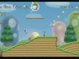New Super Mario Bros. Wii - Trailer E3 09