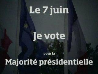 Le 7 juin, je vote - le clip de campagne Île-de-France