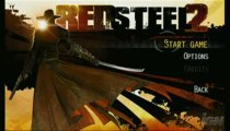 Gameplay Red Steel 2 conférence ubisoft (12 min)