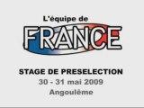 FREESTYLE - ROLLER ACROBATIQUE - Présélection EdF Angoulême 09