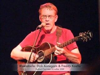 Bluesabelle: Dick Annegarn & Freddy Koella