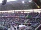 Ola au stade Bonal
