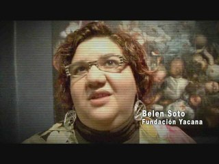 """FUNDACION """"YACANA"""" - CONCURSO DE PINTURA / PERCIBI2 2009"""