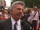 Dustin Hoffman unveils Last Chance Harvey