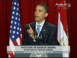 discours de Obama  adressé au musulmans !!!