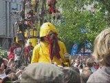 Royal de Luxe : la petite géante est réveillée (vendredi)