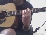Reckoner - acoustic cover