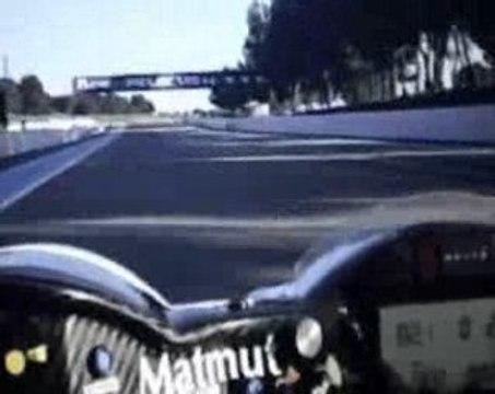 Circuit Paul Ricard HTTT - Caméra embarquée auto