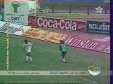 Kawkab Marrakech - Nahda Berkane coupe du trône 86-87