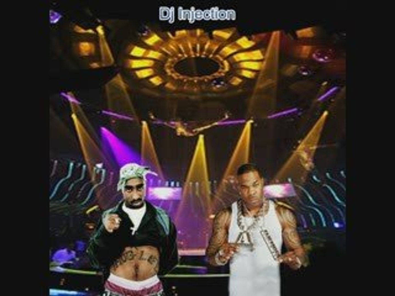 2pac ft Busta Rhymes - Im gettin money Rmx 2009