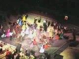 pegoulade 2009 dans les aréne de Nîmes