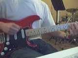 Cover de Monkey Wrench des Foo fighters by Baracouda