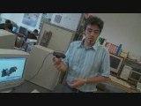 Reportage Robot durée 17min, chaine universitaire, Poitiers