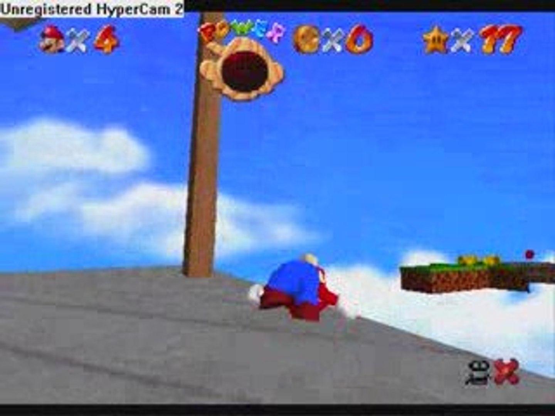 Super Mario 64 moon jump codes