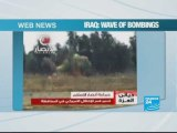 Wave of bombings in Iraq