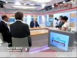 FACE A NOUS,Malek Boutih et Hervé Mariton