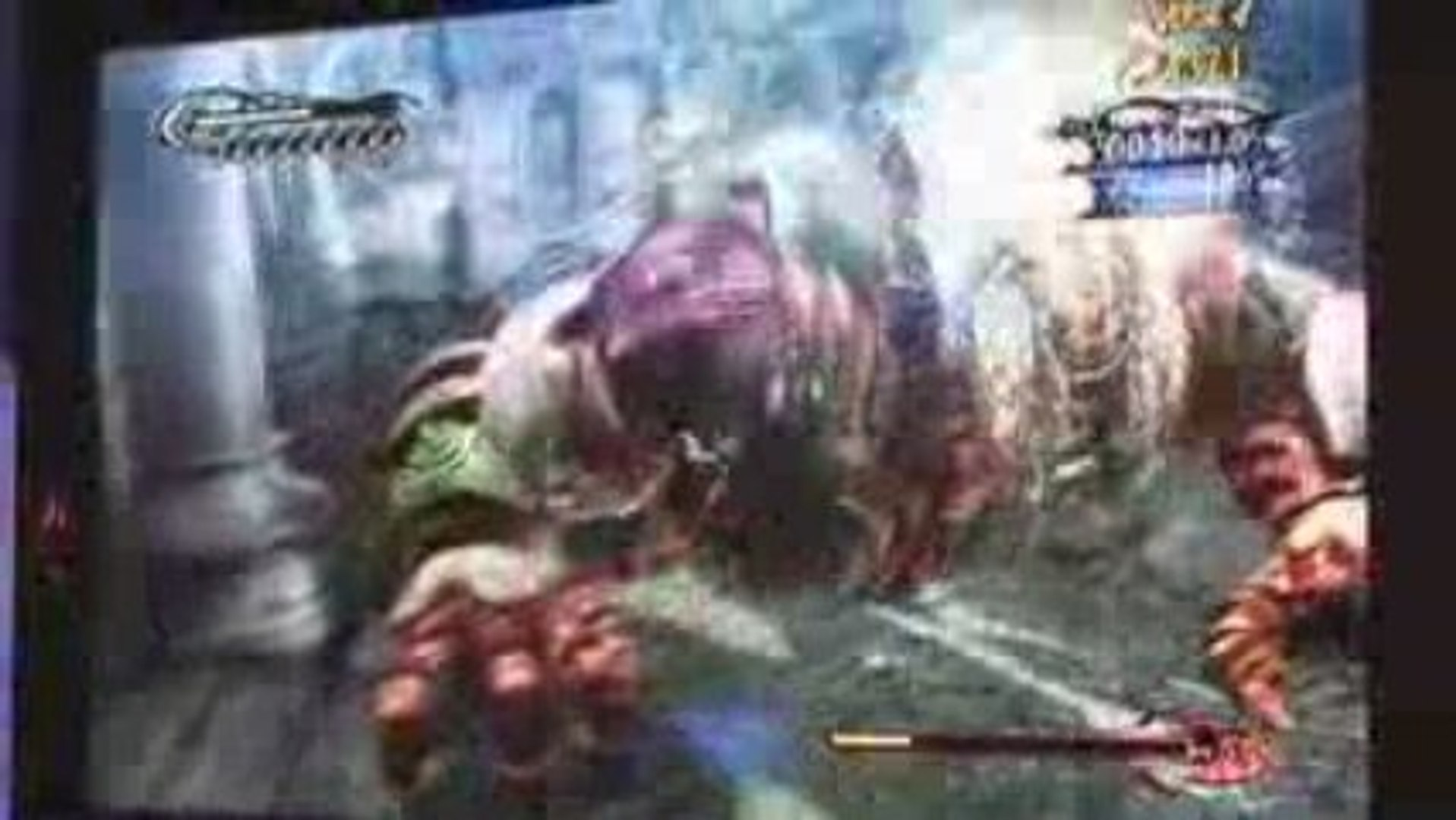 E3 2009 - Bayonetta - Gameplay - Jeux Vidéo