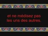 Bismillah ___________ _ LA MEDISANCE !!