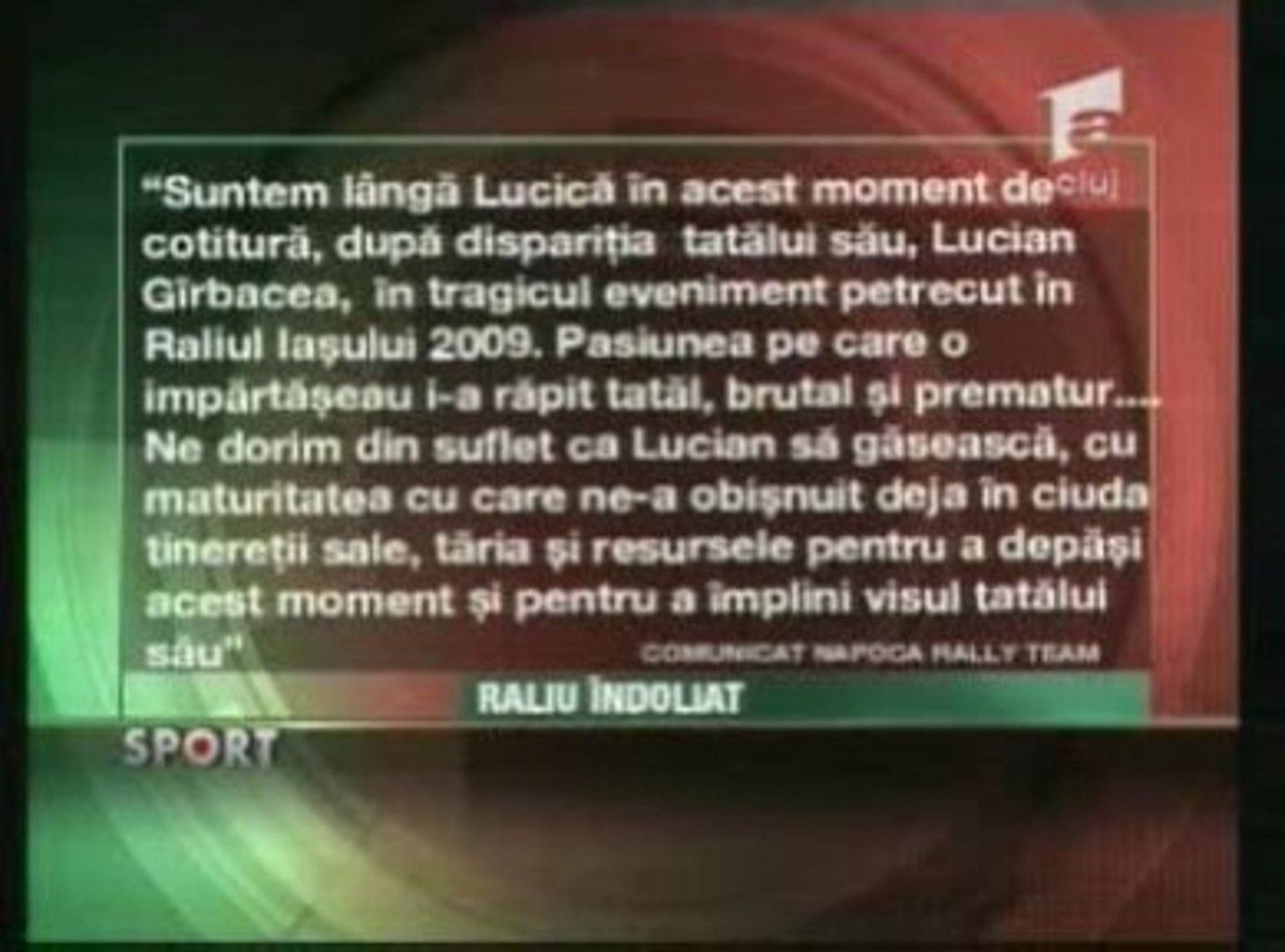 Sport - 26.05.2009