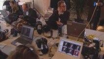 Sarkozy le vampire des medias (docu TSR, partie 1)