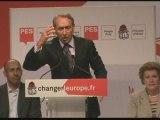 Intervention de Bertrand Delanoe au Meeting du 4 Juin