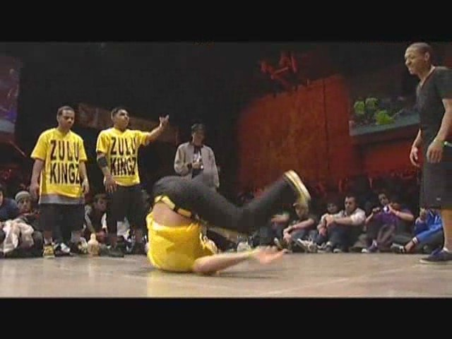 Flexible Flave vs Mighty Zulu Kingz (Finale OPsession 2009)