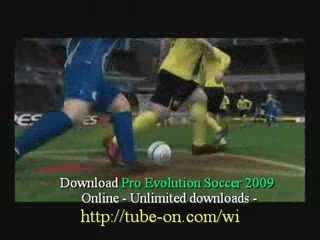 How To Download Pro Evolution Soccer 2009 Wii Unlimited Down