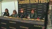 sweden rock festival 2009 part 2