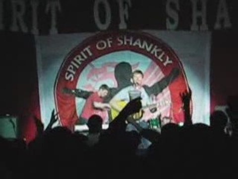 Spirit of Shankly end of season do