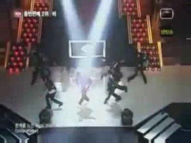 081030 Rain Bi (비)- Mnet- Rainism