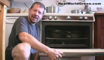 How to Green Your Kitchen Oven