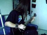 """cover """"The number of the beast"""" de Iron Maiden"""