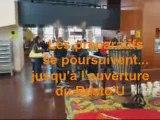 Repas Africain au Resto U Les Gazelles Aix en Provence