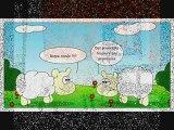 M comme mouton / 3 moutons