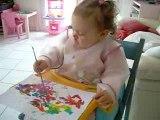 Callie artiste peintre