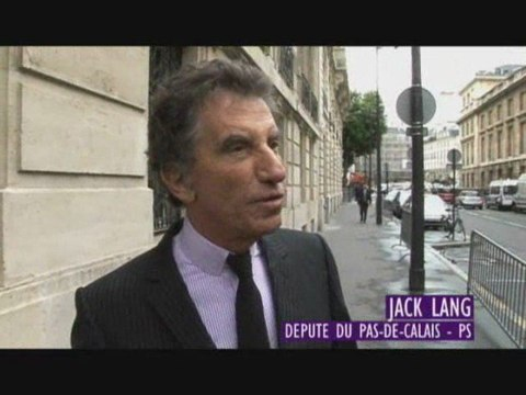 travail dimanche : Jack Lang (PS)