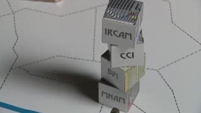 Architecture! Renzo Piano - Centre Georges Pompidou (1 3)